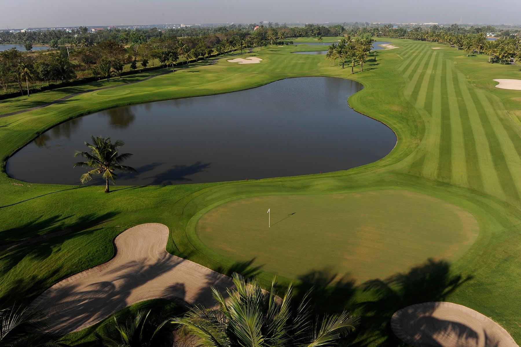 Course Review: Burapha Golf Club West Course, Chonchuri